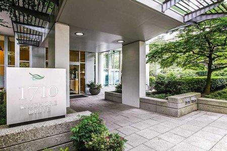 R2195570 - 804 1710 BAYSHORE DRIVE, Coal Harbour, Vancouver, BC - Apartment Unit