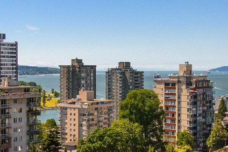 R2195617 - 1403 1010 BURNABY STREET, West End VW, Vancouver, BC - Apartment Unit
