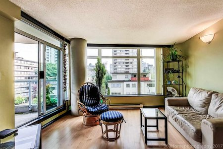 R2195618 - 401 1272 COMOX STREET, West End VW, Vancouver, BC - Apartment Unit