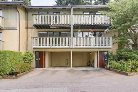 R2195623 - 1030 LILLOOET ROAD, Lynnmour, North Vancouver, BC - Townhouse
