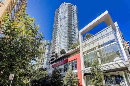 R2195682 - 611 833 HOMER STREET, Downtown VW, Vancouver, BC - Apartment Unit