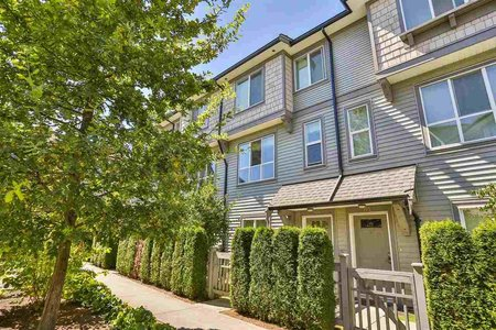 R2195810 - 104 9566 TOMICKI AVENUE, West Cambie, Richmond, BC - Townhouse