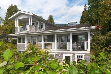 R2195825 - 2631 MARINE DRIVE, Dundarave, West Vancouver, BC - House/Single Family