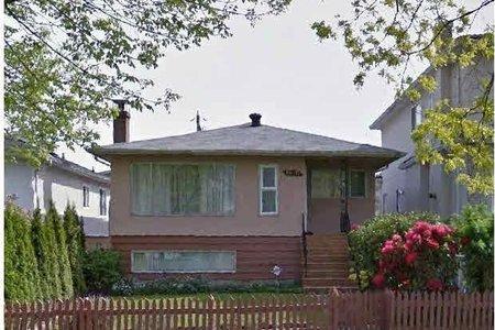 R2195941 - 1896 E 40TH AVENUE, Victoria VE, Vancouver, BC - House/Single Family
