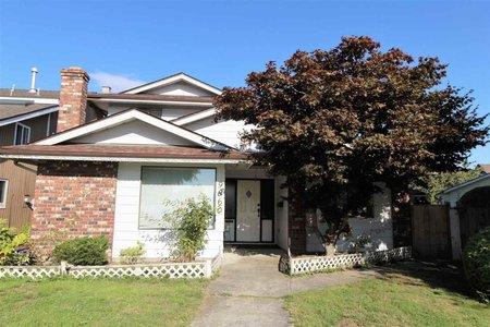 R2196009 - 9860 ASHWOOD DRIVE, Garden City, Richmond, BC - House/Single Family