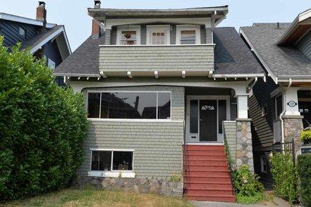 R2196312 - 3331 W 2ND AVENUE, Kitsilano, Vancouver, BC - House/Single Family