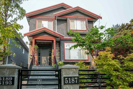 R2196350 - 5187 SHERBROOKE STREET, Knight, Vancouver, BC - House/Single Family