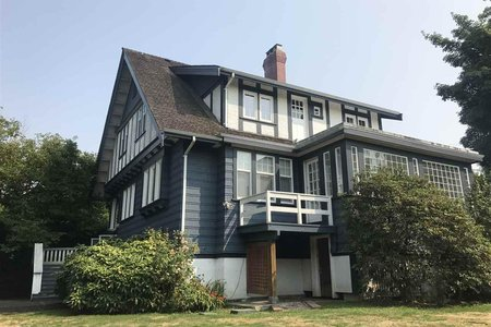 R2196416 - 1774 W 16TH AVENUE, Shaughnessy, Vancouver, BC - House/Single Family