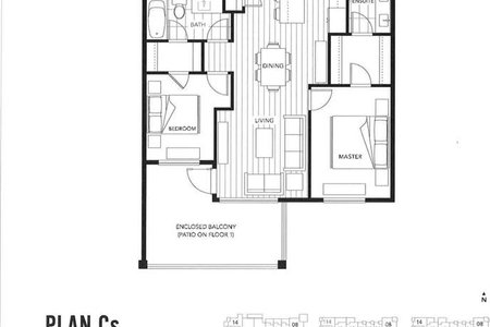 R2196656 - 304 5638 201A STREET, Langley City, Langley, BC - Apartment Unit