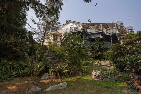 R2196701 - 4048 ROSE CRESCENT, Sandy Cove, West Vancouver, BC - House/Single Family