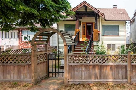 R2196711 - 2689 MCGILL STREET, Hastings East, Vancouver, BC - House/Single Family