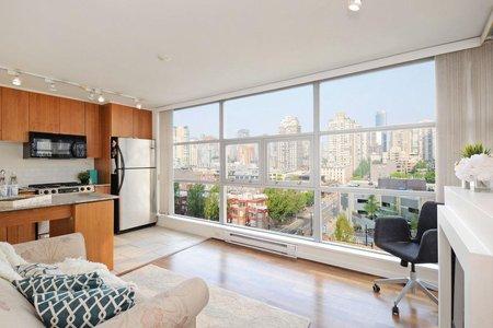 R2196798 - 1001 989 BEATTY STREET, Yaletown, Vancouver, BC - Apartment Unit
