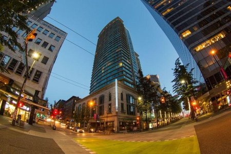 R2197071 - 1008 610 GRANVILLE STREET, Downtown VW, Vancouver, BC - Apartment Unit