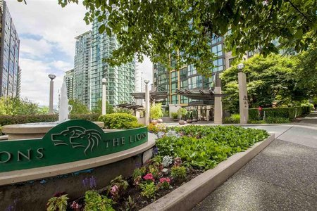 R2197276 - 1803 1331 ALBERNI STREET, West End VW, Vancouver, BC - Apartment Unit