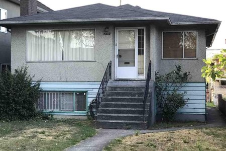 R2197303 - 2285 CHARLES STREET, Grandview VE, Vancouver, BC - House/Single Family