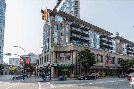 R2197341 - 308 555 ABBOTT STREET, Downtown VW, Vancouver, BC - Apartment Unit