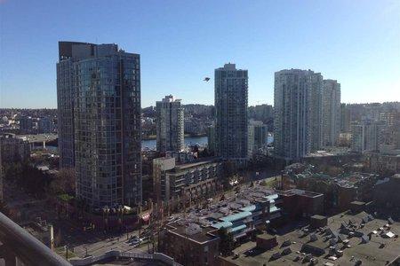 R2197390 - 1809 977 MAINLAND STREET, Yaletown, Vancouver, BC - Apartment Unit
