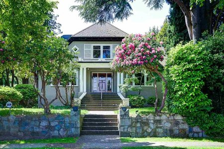 R2197391 - 4170 CROWN CRESCENT, Point Grey, Vancouver, BC - House/Single Family