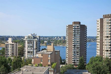 R2197427 - 1108 1251 CARDERO STREET, West End VW, Vancouver, BC - Apartment Unit