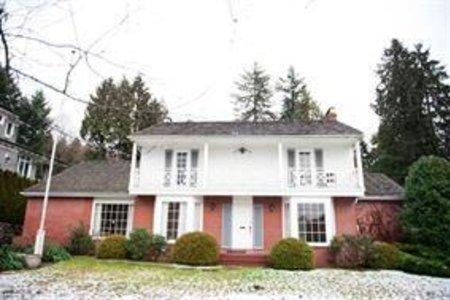 R2197541 - 2050 WESTDEAN CRESCENT, Ambleside, West Vancouver, BC - House/Single Family
