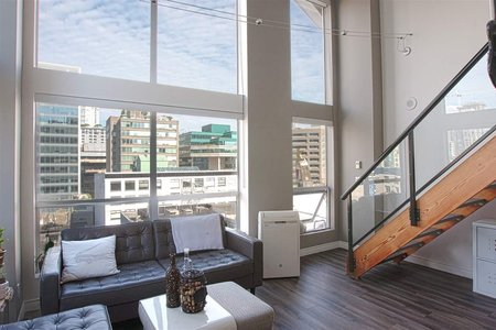 R2197699 - 605 933 SEYMOUR STREET, Downtown VW, Vancouver, BC - Apartment Unit