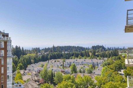 R2197742 - 1406 5639 HAMPTON PLACE, University VW, Vancouver, BC - Apartment Unit