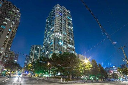 R2197821 - 2402 888 HAMILTON STREET, Downtown VW, Vancouver, BC - Apartment Unit