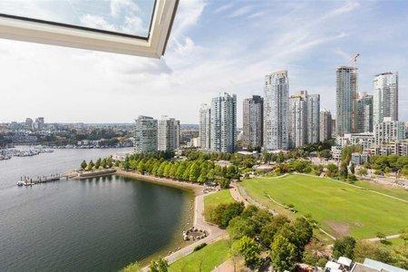 R2197844 - 2002 1383 MARINASIDE CRESCENT, Yaletown, Vancouver, BC - Apartment Unit