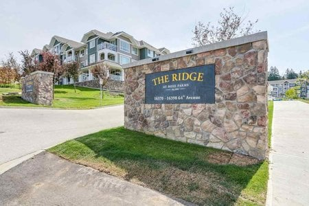 R2198000 - 404 16388 64 AVENUE, Cloverdale BC, Surrey, BC - Apartment Unit
