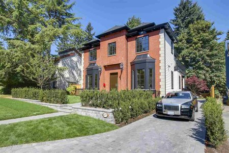 R2198017 - 4177 DONCASTER WAY, Dunbar, Vancouver, BC - House/Single Family