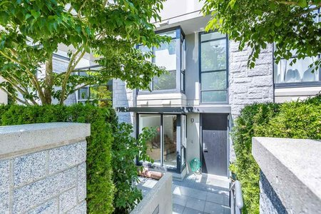 R2198084 - 5987 WALTER GAGE ROAD, University VW, Vancouver, BC - Townhouse