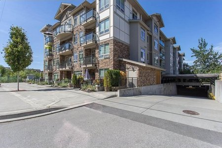 R2198096 - 407 20861 83 AVENUE, Willoughby Heights, Langley, BC - Apartment Unit