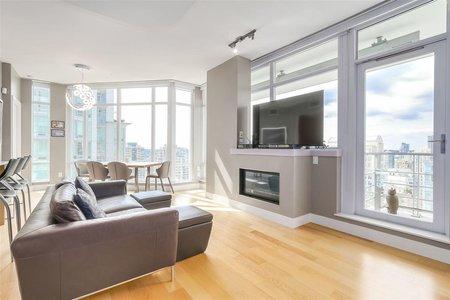 R2198097 - 2801 565 SMITHE STREET, Downtown VW, Vancouver, BC - Apartment Unit