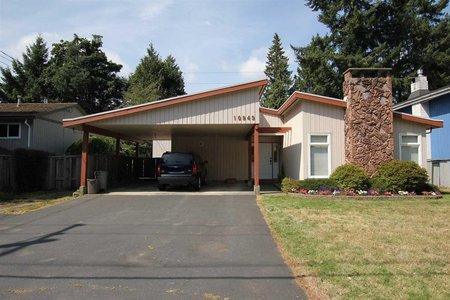 R2198233 - 10943 LYON ROAD, Sunshine Hills Woods, Delta, BC - House/Single Family
