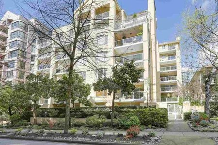 R2198280 - 301 1263 BARCLAY STREET, West End VW, Vancouver, BC - Apartment Unit