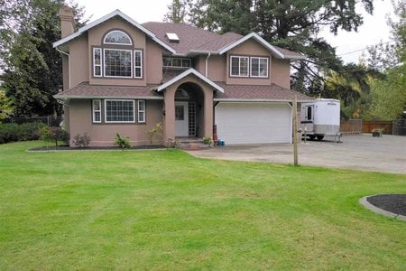 R2198357 - 22964 OLD YALE ROAD, Campbell Valley, Langley, BC - House with Acreage