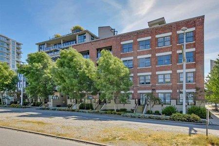 R2198365 - 503 388 W 1ST AVENUE, False Creek, Vancouver, BC - Apartment Unit