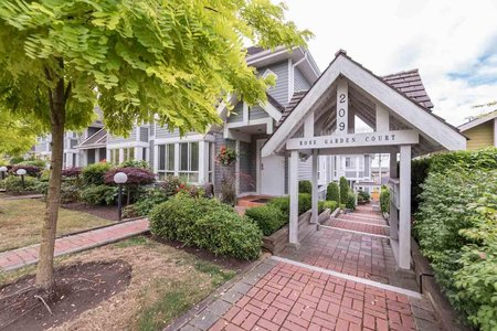 R2198401 - 106 209 E 6TH STREET, Lower Lonsdale, North Vancouver, BC - Townhouse