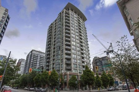 R2198426 - 1501 1082 SEYMOUR STREET, Downtown VW, Vancouver, BC - Apartment Unit