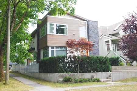 R2198436 - 4504 W 12TH AVENUE, Point Grey, Vancouver, BC - House/Single Family