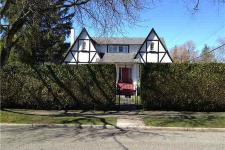 R2198445 - 4033 OSLER STREET, Shaughnessy, Vancouver, BC - House/Single Family