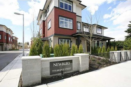 R2198455 - 17 7771 BRIDGE STREET, McLennan North, Richmond, BC - Townhouse