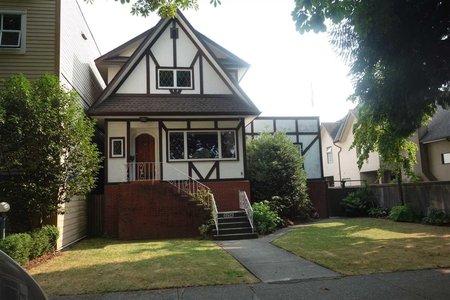 R2198471 - 2256 W 14TH AVENUE, Kitsilano, Vancouver, BC - House/Single Family