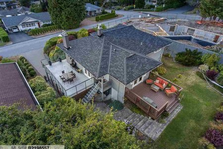 R2198557 - 4484 CANTERBURY CRESCENT, Forest Hills NV, North Vancouver, BC - House/Single Family
