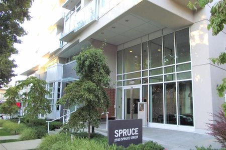 R2198621 - 303 2550 SPRUCE STREET, Fairview VW, Vancouver, BC - Apartment Unit