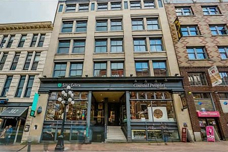 R2198658 - 403 310 WATER STREET, Downtown VW, Vancouver, BC - Apartment Unit