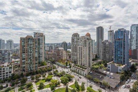 R2198687 - 1906 1155 SEYMOUR STREET, Downtown VW, Vancouver, BC - Apartment Unit
