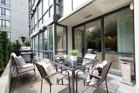 R2198703 - 205 1082 SEYMOUR STREET, Downtown VW, Vancouver, BC - Apartment Unit