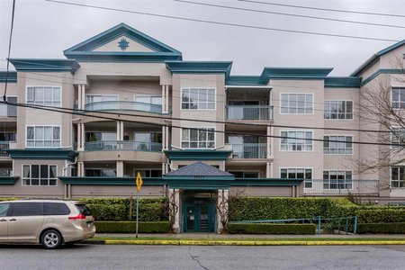 R2198802 - 106 20727 DOUGLAS CRESCENT, Langley City, Langley, BC - Apartment Unit