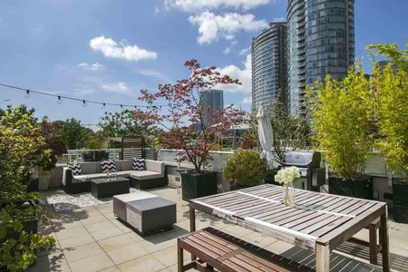 R2198808 - 252 35 KEEFER PLACE, Downtown VW, Vancouver, BC - Townhouse